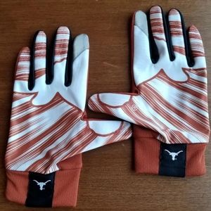 Nike Longhorns Football gloves